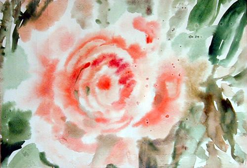 Konigsberg watercolours21x30cm - 1993