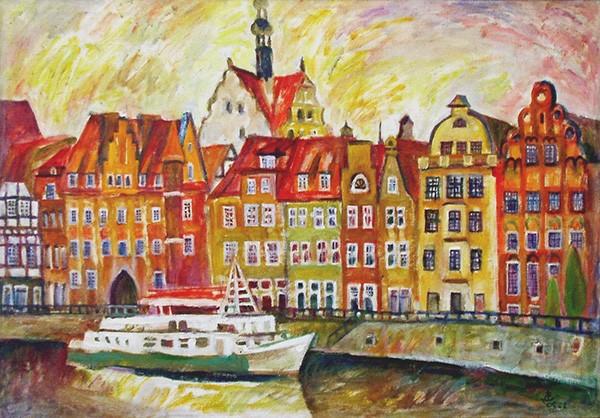 Gdansk50x71cm - 2002