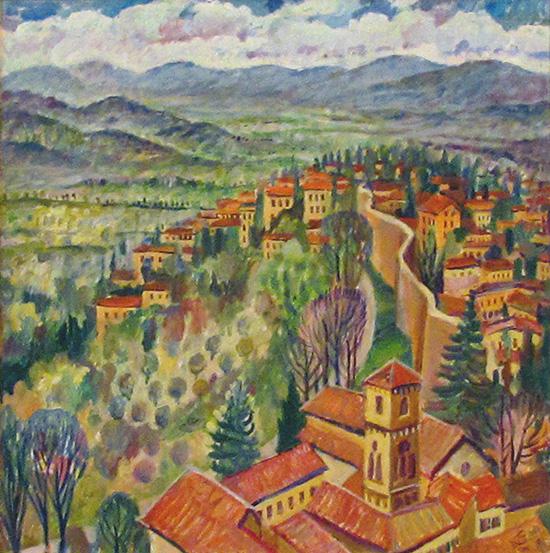 Perugia60x60cm - 2008