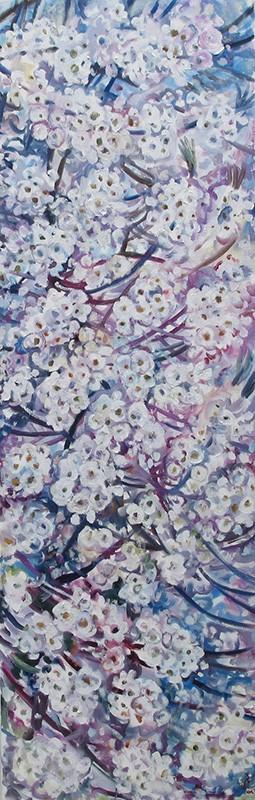 Cherry Blossom L120x40cm - 2010