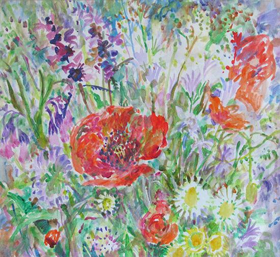 Цветы Нормандии 2014
